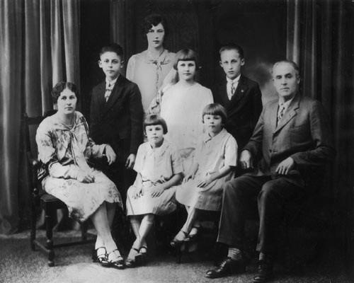 Sokolowski family 1st generation