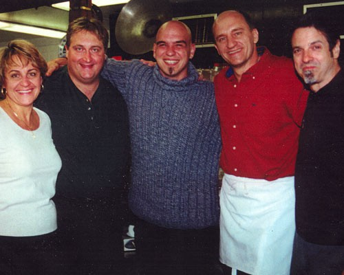 Chef and TV Personality Michael Symon